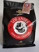 Caffee LOS ANDES 100% Colombian Coffee 100% Arabica 1kgs BEANS